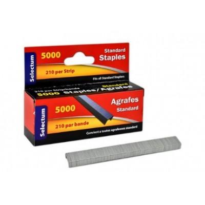 Agrafes standard Selectum (paquet de 5000)