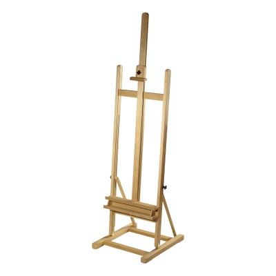 Chevalet en bois : H-Frame