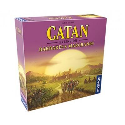 Catan : Barbares et Marchands - Extension 4 Joueurs
