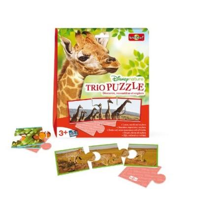 Disney Nature - Trio Puzzle