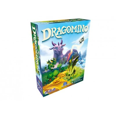 Dragomino : Mon 1er Kingdomino