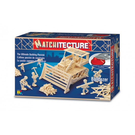 Matchitecture : Bulldozer