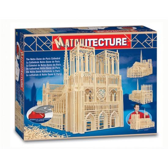 Matchitecture : Cathédrale Notre-Dame de Paris