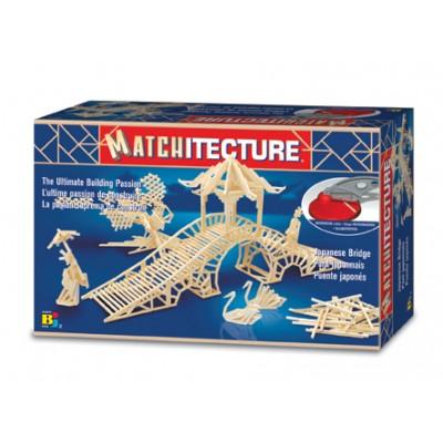 Matchitecture : Pont japonais