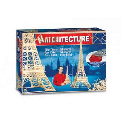 Matchitecture : Tour Eiffel