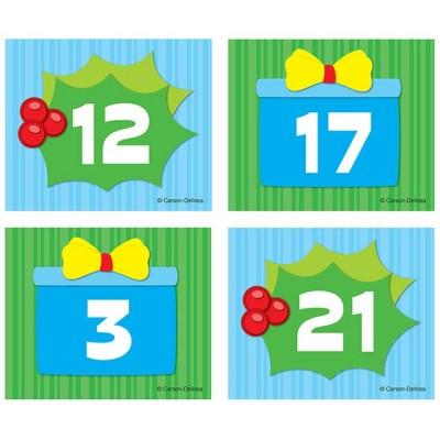 Dates pour Calendrier : Gui et Cadeau