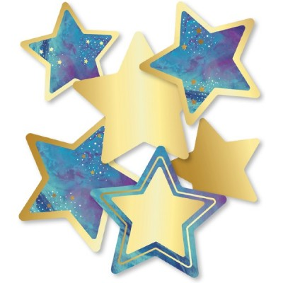 Collection Galaxy : Décorations  - Étoiles