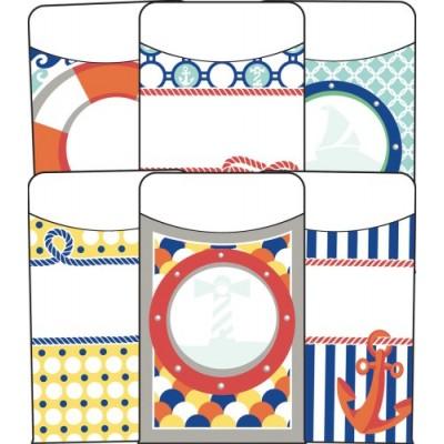 Collection Découverte: Env. Bibliothèque 3 1/4 x 5 1/4''