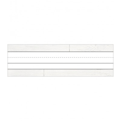 Collection Industriel Chic - Cartes de Noms : Bois Blanc