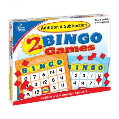 Bingo des Additions et des Soustractions