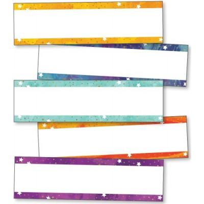Collection Galaxy : Étiquettes Magnétiques