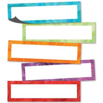 Collection Galaxy : Étiquettes Magnétiques - Aquarelle