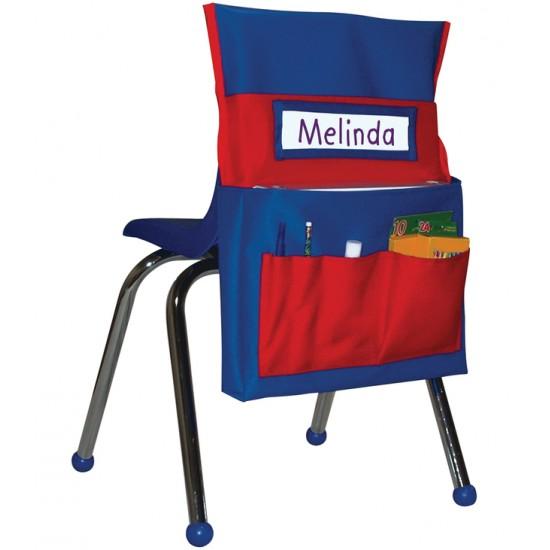 Pochettes de rangement pour chaise