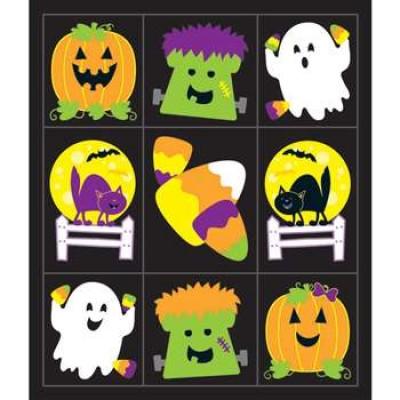 Autocollants : Halloween