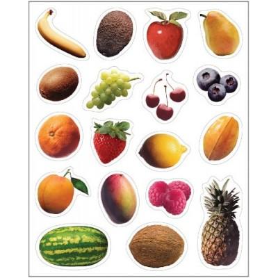 Autocollants : Fruits/108