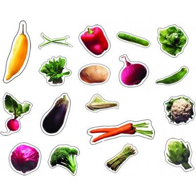 Autocollants : Légumes/108