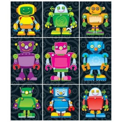 Autocollants : Robots /216