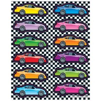Autocollants : Voitures de Course/72