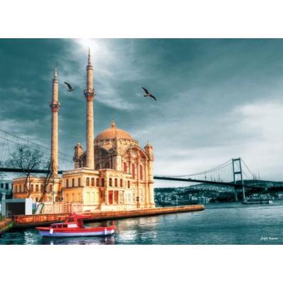 Casse-Tête / 1000 mcx : Mosquée d'Ortaköy, Turquie