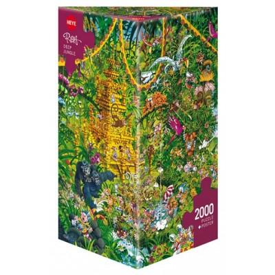 Casse-Tête / 2000 mcx : Ryba-Jungle