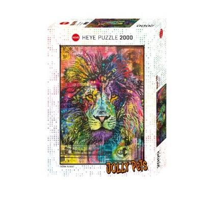 Casse-Tête / 2000 mcx : Russo - Coeur de Lion