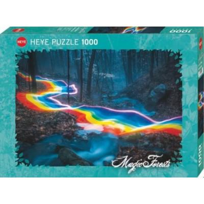 Casse-Tête /  1000 mcx : Magic Forest : Rainbow Road