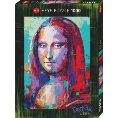 Casse-Tête /  1000 mcx : Mona Lisa