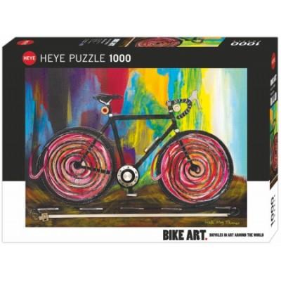 Casse-Tête /  1000 mcx : Bike Art - Momentum