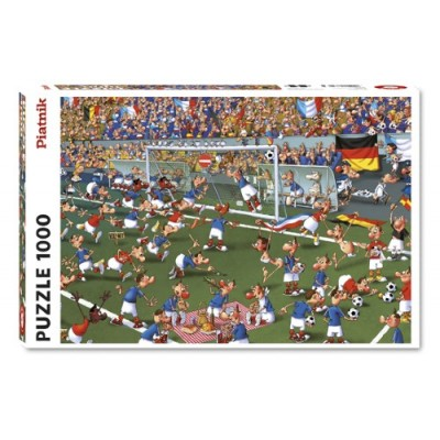 Casse-Tête /  1000 mcx : Football
