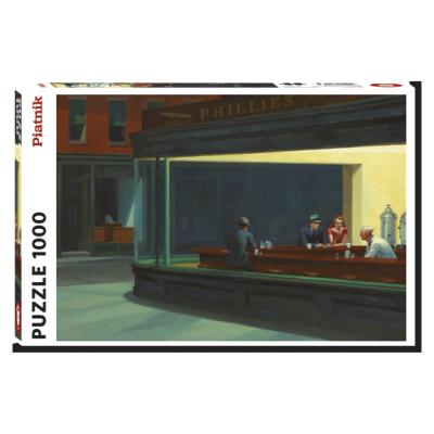 Casse-Tête / 1000 mcx : Hoppers - Rodeurs de Nuit