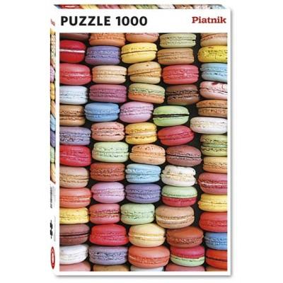 Casse-Tête /  1000 mcx : Macarons