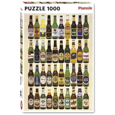 Casse-Tête /  1000 mcx : Les Bières