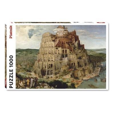 Casse-Tête /  1000 mcx : La Tour de Babel