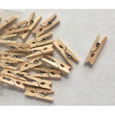 Épingles à Linge Mini /20 pièces