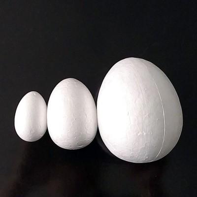 Œuf Styromousse, 3x5 cm (Petit)