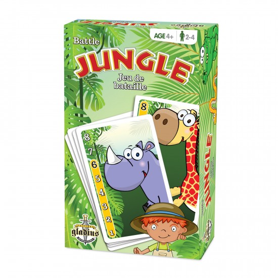 Jungle, jeu de bataille