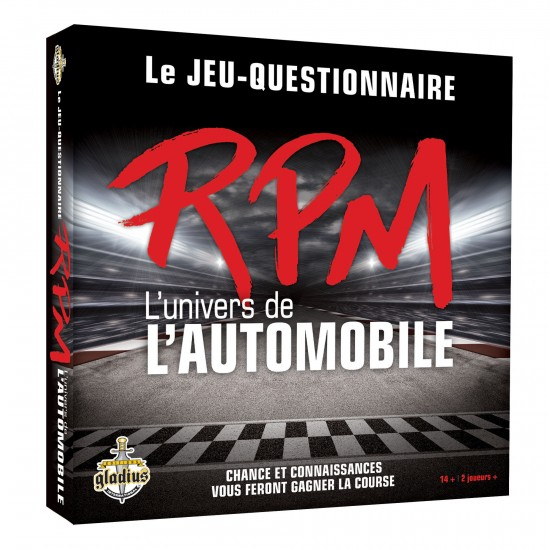 RPM l'univers de l'automobile