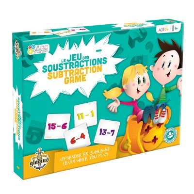 Collection apprendre: Soustraction