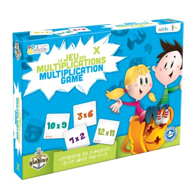 Collection apprendre: Multiplication
