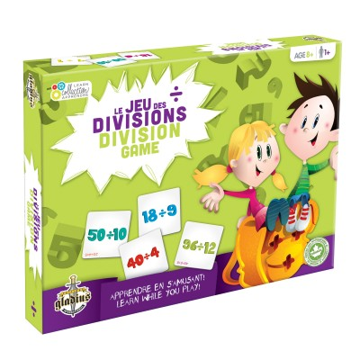 Collection apprendre: Division