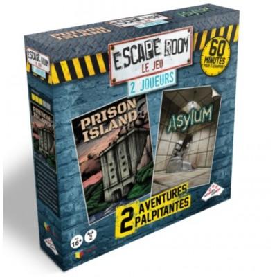 Escape Room : Jeu de Base pour 2 Joueurs