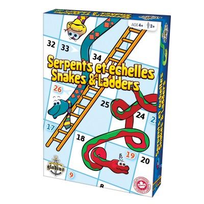 Serpents & échelles verticale
