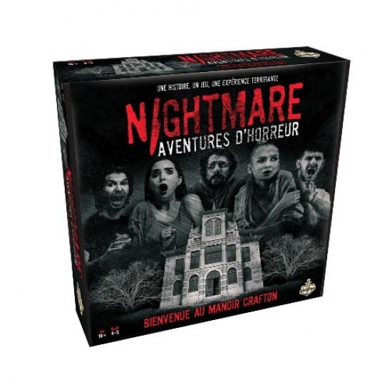 Nightmare - Aventure d'Horreur : Bienvenue au Manoir Crafton