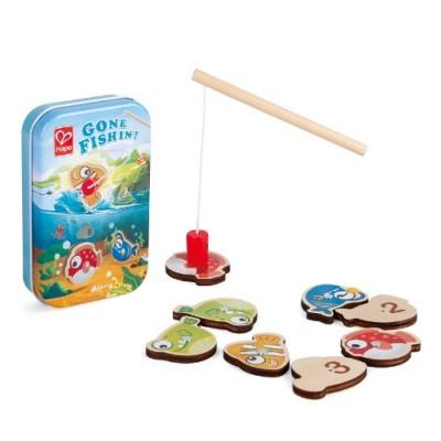 Mini Jeu : Gone Fishin' !