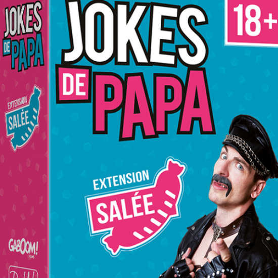 Jokes de papa: Extension salée
