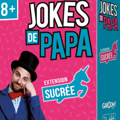 Jokes de papa: Extension sucrée