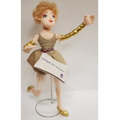 Cirque du Soleil :Figurine Malléable