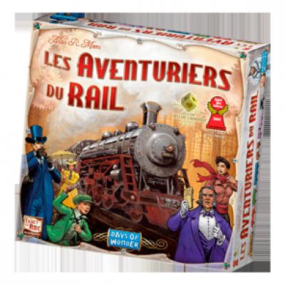 Les Aventuriers du Rail : Base-Amérique
