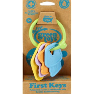 Mes premières clés