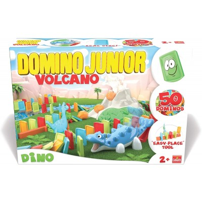 Domino Junior Volcano